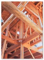 健康・環境にやさしい木造軸組住宅