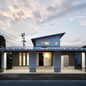 自然素材でつくった長期優良住宅
