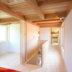 狭小地に建つ新しい住まいのカタチ