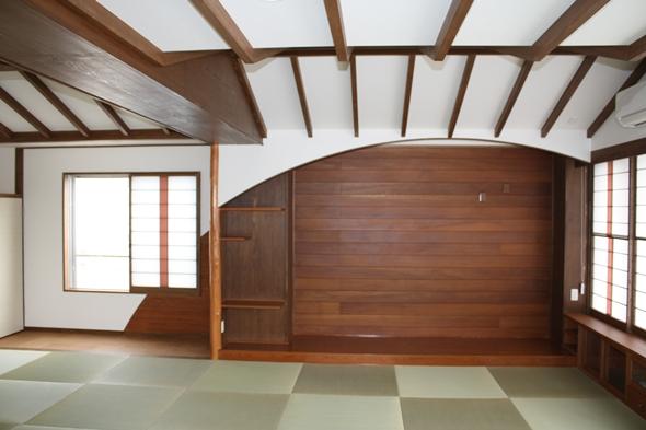 和とモダンの家