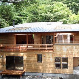 東信エリアの新築施工事例