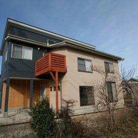 赤須東の家