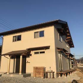 高性能ゼロエネ住宅・BELS評価☆5の家・千曲市